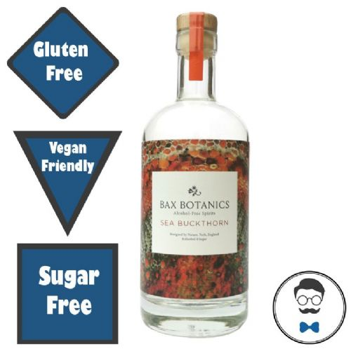 Bax Botanics Sea Buckthorn Alcohol Free spirit (0% ABV)